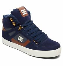 Dc Spartan High WC WNT Hommes Chaussures Chaussure - Navy Toutes Tailles EUR 42