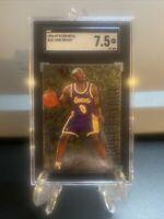 1996-97 Kobe Bryant Fleer Metal Rookie #181 PSA SGC 7.5 NrMt+ RC 🔥🔥👀