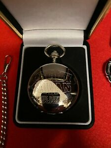 Crazy Cavan Limited Edition Pocket watch official band merchandise teddy boy