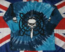 URBAN ATTITUDE Long Sleeve Skull Shirt NEW XL Hip-Hop RAP