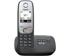 Schwarze Schnurlose Telefone Gigaset A400 Überspannungsschutze der Mobilteile 1