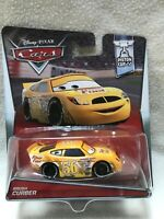 * New Disney Pixar Cars Piston Cup racer #56 Fiber Fuel Brush Curber Rare HTF