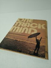 One Track Mind Dvd Surf Film By Chris Malloy Good Condition Free Ship ~ Rare