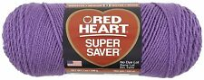 Red Heart Super Saver Yarn Economy E300 - 4 - Medium/Worsted No Dye-Prints Tones