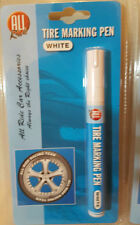 WHITE TYRE TIRE MARKER MARKING PAINT PEN WATER PROOF VOLVO S70