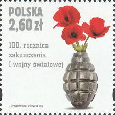 Poland 2018 - First World War - Fi 4903 MNH**