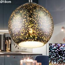 Moderne Pendelleuchte Deckenlampe Wohnzimmer Küche Hängeleuchte Globo Big Light
