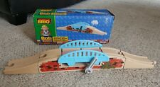 BRIO Bob the Builder Broken Bridge 2003 Wooden Train 32829 Thomas compatible