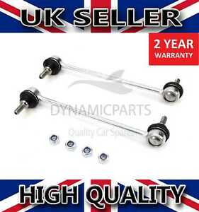 FOR FORD TRANSIT CONNECT FRONT STABILISER ANTI ROLL BAR DROP LINKS PAIR 02-13