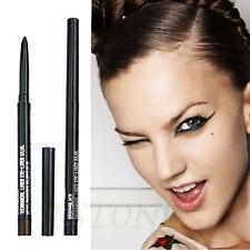 Waterproof Rotary GEL Cream Eye Liner Black Eyeliner Pen Makeup Cosmetic Beauty