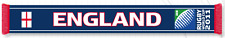 England Rugby World Cup 2011 Official Jacquard Scarf
