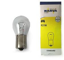 Nueva bombilla de señal Narva 12V 21W 1141 un socket 17635 BA15s P21W
