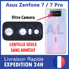 For Asus Zenfone 7 ZS670KS/7 Pro ZS671KS Back Camera Lens Cover Glass NO STICKER