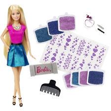 Mattel CLG18 BRB Glitzer-haar Barbie
