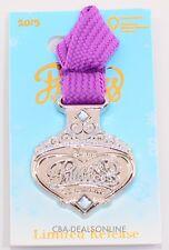 NEW Disney Princess Half 1/2 Marathon 2015 RunDisney 13.1 Mile Medal Pin