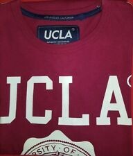 T-shirt UCLA neuf / Taille L / Bordeaux / RRP 49€