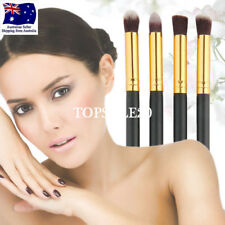 4PCS Pro Eyeshadow Blending Brush Set Professional Eye Makeup Brushes