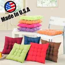Homemade USA Cushion Pad Seat Chair Patio Home Car Sofa Office -Square 8 Colors
