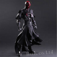 Play Arts Kai Star Wars Darth Maul PVC Action Figure Model 26cm Toy New