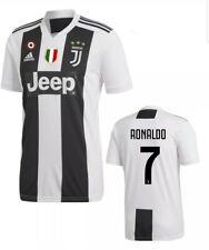 5770115f9 NEW Adidas Juventus Ronaldo Soccer jersey  7 Jeep Series Size Large nwt