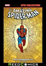 AMAZING SPIDER-MAN EPIC COLLECTION GREAT RESPONSIBILITY GRAPHIC NOVEL *504 Pages