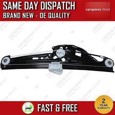 BMW 5 serie E60 E61 03 > 10 Regulador de Ventana Trasera Lado Izquierdo Sin Motor 4 puertas