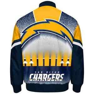 NWT San Diego Chargers G-III Sports Carl Banks Real Hype Jacket Sz XXL 2XL $129