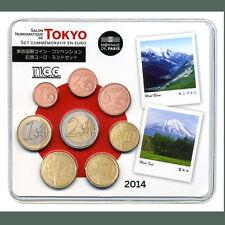 FRANCE Mini-set Tokyo Série BU  2014 - tirage 500 ex