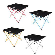 Portable Folding Lightweight Outdoor Camping Traveling Aluminum BBQ Table