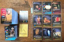 Star Trek TCG Complete Set & Promos & Starfleet Maneuvers Set