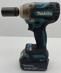 Makita DTW300 18V Brushless Impact Driver + Genuine Makita 5.0 Ah Battery