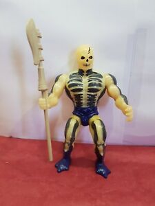 Masters Of The Universe Motu Scare Glow Vintage Action Figure 1981