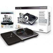 DJ Hero 2 Turntable Bundle Wii GAME PAL *BRAND NEW!* + Warranty!!