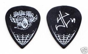 Metallica James Hetfield Papa Het Guitar Pick - 2009 Tour