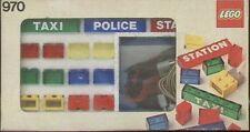 Lego 970: iluminación Ladrillos-totalmente nuevo de 1978 Muy Raro