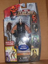 Marvel Legends Rare Crossbones Ares BAF only at Walmart Sealed