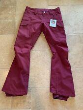 NWT Burton Gloria PT Sangria Snow Ski Snowboarding Pants Women's Size M $179