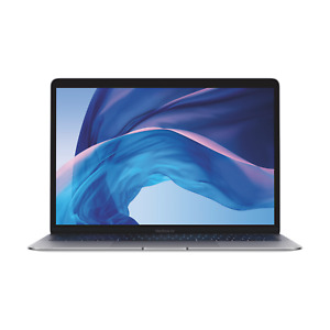 "Apple MacBook Air 13,3"" 2018 1,6 GHz Intel i5 8GB 128GB Space Grau MRE82D/A NEU"