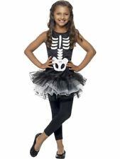 Tutu Squelette Déguisement, Halloween Enfants Déguisement
