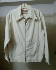 New listing Vintage 50s era McGregor Drizzler Jacket - James Dean's Style Xlnt Cond Sz 44