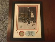 Michael Jordan Photo and Coin 0282 of 2300
