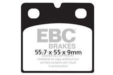 Ajuste BMW K1200 GT (2 Pin Trasero Pad K41) disco tiene 03 > 06 EBC Sinterizado Pad Set Derecho