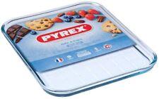 Pyrex Bake & Enjoy Glass Multipurpose Cooking Sheet Tray 32 x 26cm