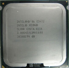 Intel Xeon E5472 3.0 GHz 12MB 1600MHz SLANR LGA771 CPU Server Processor