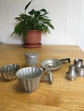Antique Camping Gear And Other Items