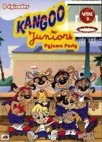 Kangoo juniors volume 2 Pyjama party (Épisodes 9 à 16) DVD NEUF SOUS BLISTER
