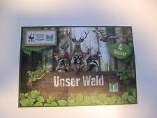 EDEKA - Sammelbilder / Unser Wald / 86 Stück