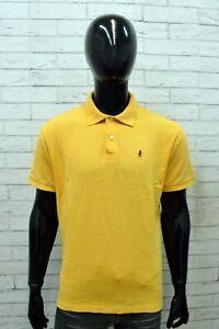 Polo Uomo Marlboro Classics Taglia XL Maglia Cotone con Colletto Men's Shirt
