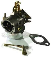 2 Choke Carburetor K341 K321 14hp 16hp Engine Carburetor w/Fuel Fittng & Gasket
