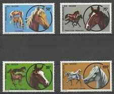 Timbres Chevaux Niger 282/5 ** lot 15834